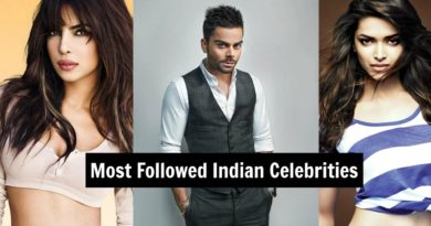 5 Most Followed Indian Celebrities on Instagram in 2019