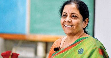 From a Salesgirl to the Defence Minister of India: The Extraordinary Story of Nirmala Sitharaman