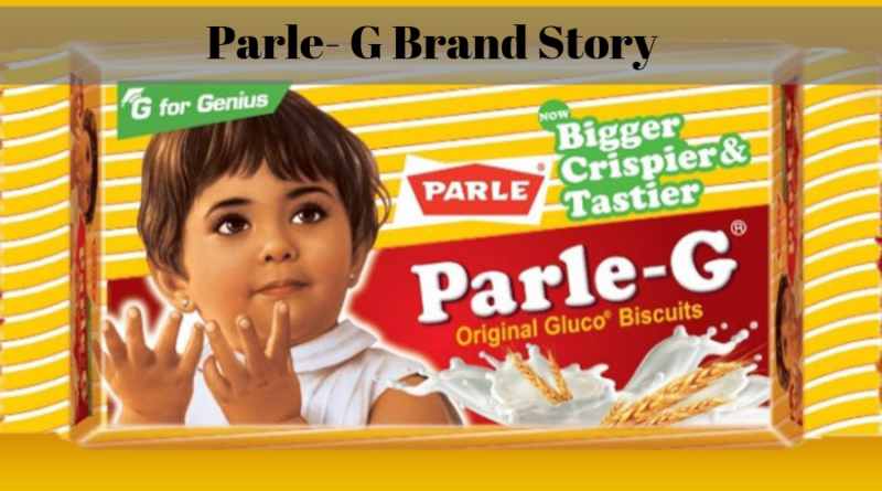 Parle G Brand Story