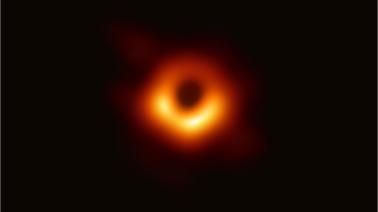 Scientist Revealed the First Ever Monstar Black Hole Image