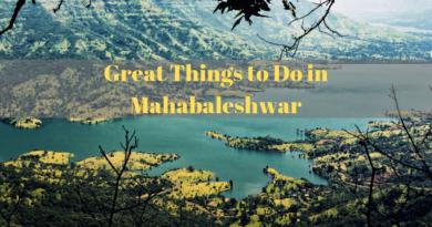 Mahabaleshwar trip