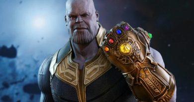 Thanos Google Search