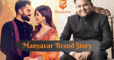 Manyavar Brand story