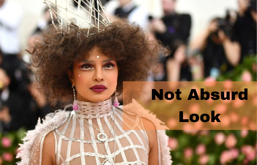 Notes on Camp: Why Priyanka Chopra Jonas's Dress at the Met Gala 2019 was not Absurd and Weird?
