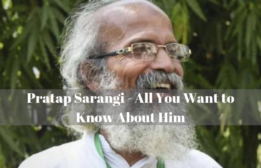 Odisha's Modi Pratap Sarangi – All You Need to Know About Him