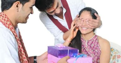 Rakhi Celebration Ideas