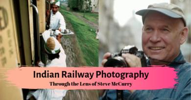 Indian Railway Photography