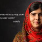 Malala Tweet