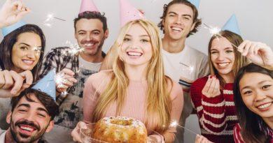 Celebrate Office Birthday