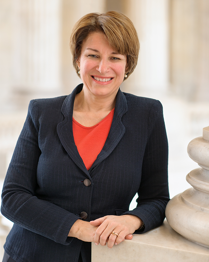Amy Klobuchar for US 2020 Election