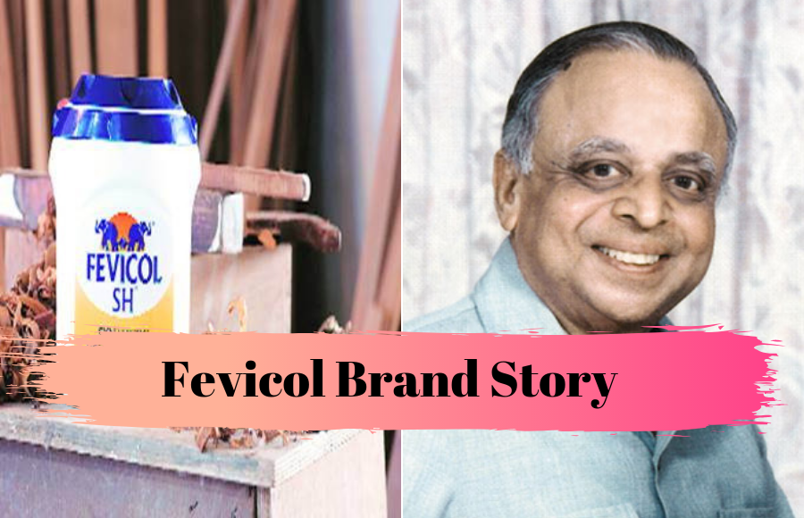 The One That Has the World Glued to It For 60 Years Now: Fevicol Brand Story