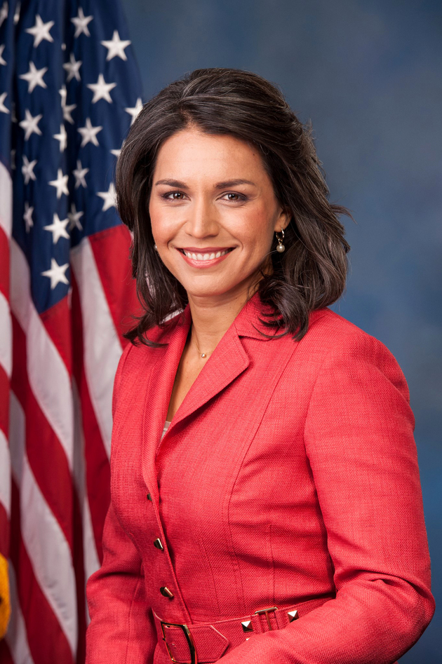 Tulsi Gabbard first Hindu politician for 2020 US Elections