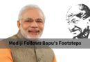 Gandhi for the 21st Century India: Modi's Take on Bapu's Teachings