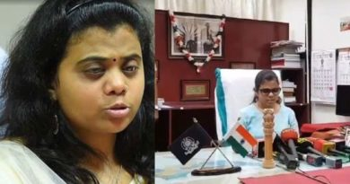 Visually Impaired Woman Pranjal Patil Achieves Her Dream of Becoming an IAS Officer