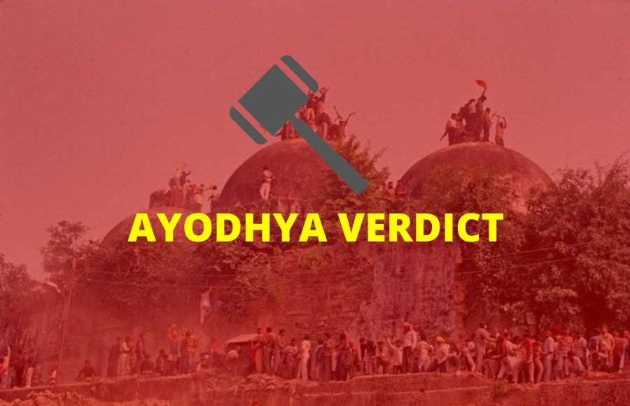 Ayodhya Verdict: Supreme Court Gives Judgement for Lord Ram