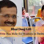 Free Bus Ride for Delhi Women