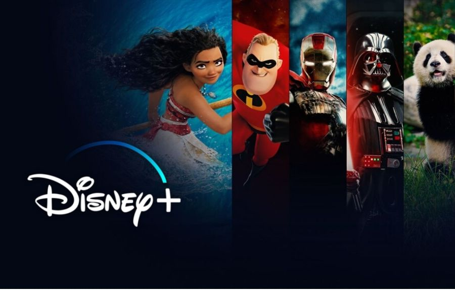 Disney plus Entertainment