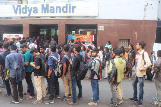 Vidya Mandir Workshop of Kshitij, IIT Kharagpur