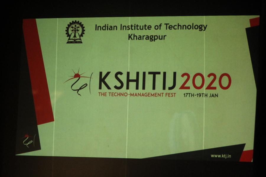 Kshitij, IIT Kharagpur