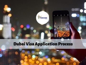Visa Application for Dubai