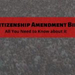 Citizenship Amendment Bill 2019 or CAB