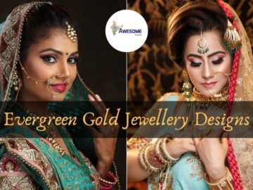 Evergreen Gold Jewellery Designs