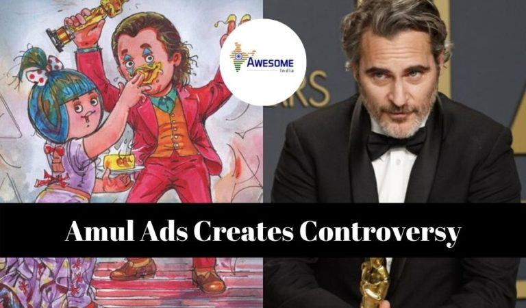 PETA Lashes Amul India for Insensitive Tribute to Joaquin Phoenix