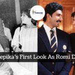 Deepika's First Look As Romi Dev