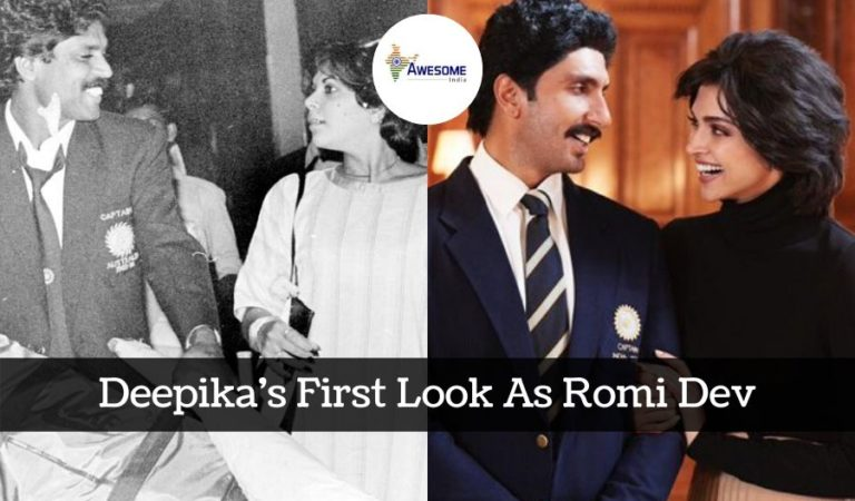 Deepika's First Look as Romi Dev in 83: Social Media Reaction