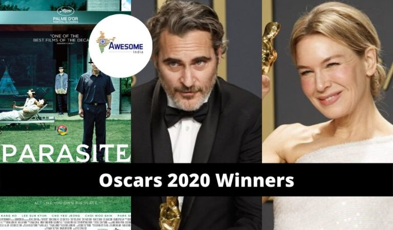 Oscars 2020 Winners: Complete List