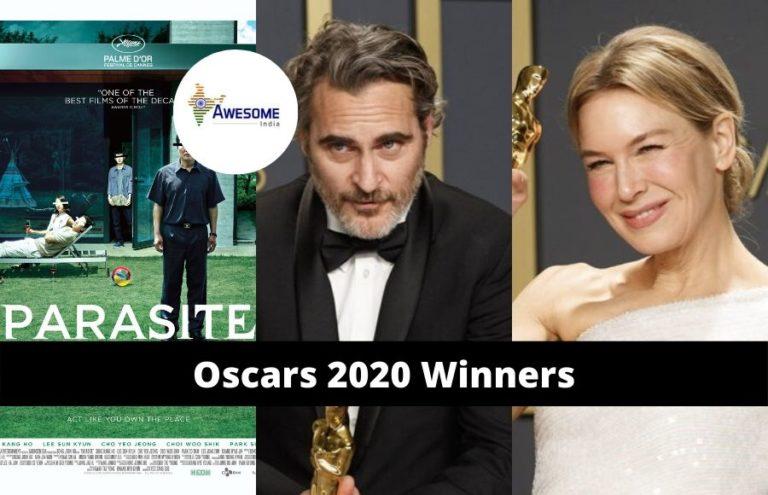 Oscars 2020 Winners