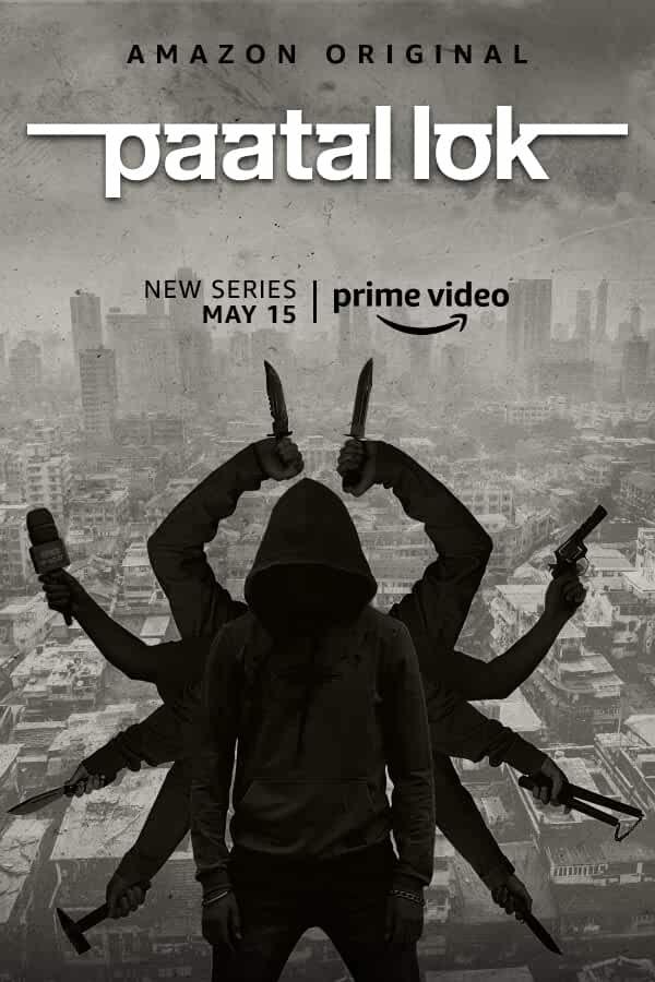 Paatal Lok - Amazon Prime Video