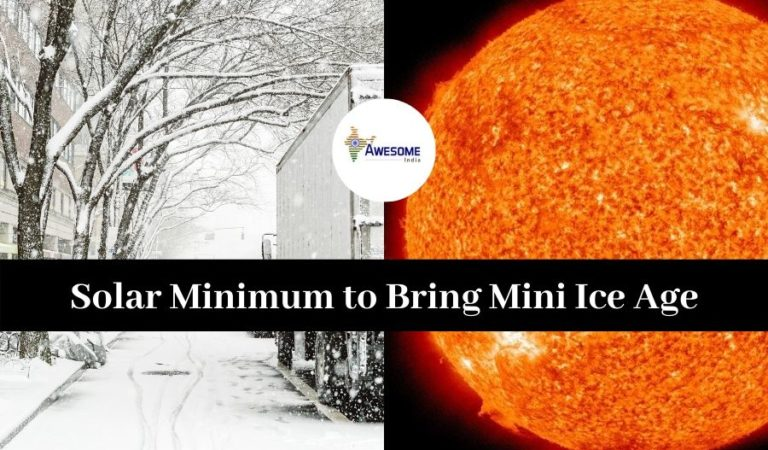 Mini Ice Age: Grand Solar Minimum to Bring Chilly Winters for 30 Years