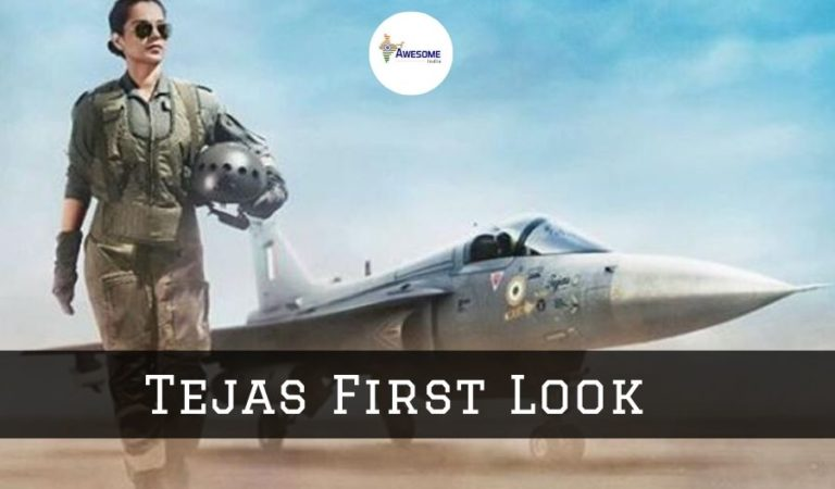 Tejas First Look: Kangana's Badass Transformation as IAF Pilot Applaud by Netizens