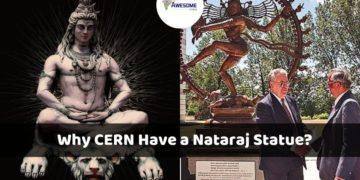 Maha Shivratri, Why CERN Have a Nataraj Statue