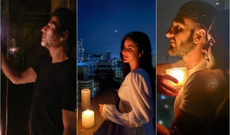 9 PM 9 Minutes: How Celebrities Respond to PM Narendra Modi's Request to Light Candles or Diyas