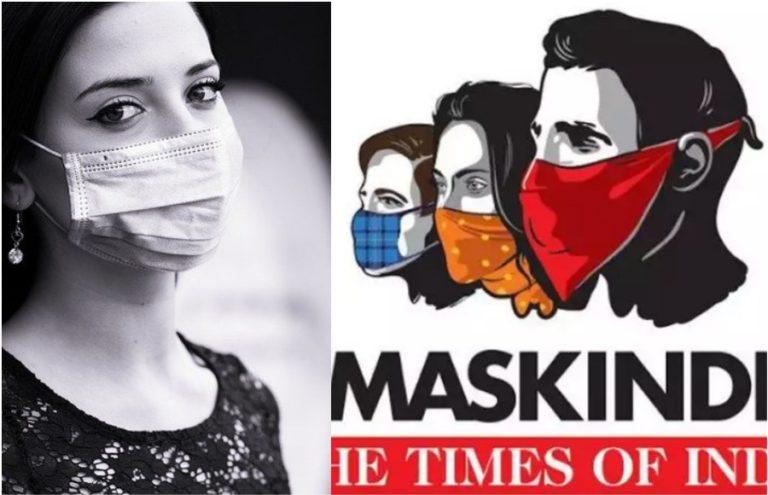 #MaskIndia Campaign