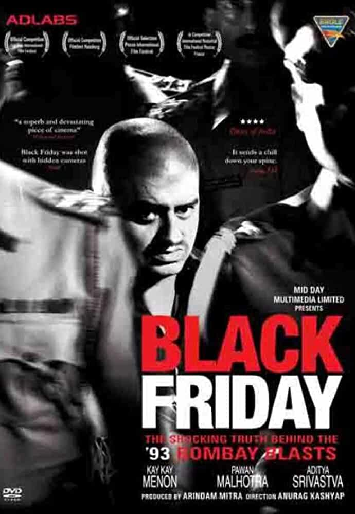 BLACK FRIDAY Controversial Bollywood Movies