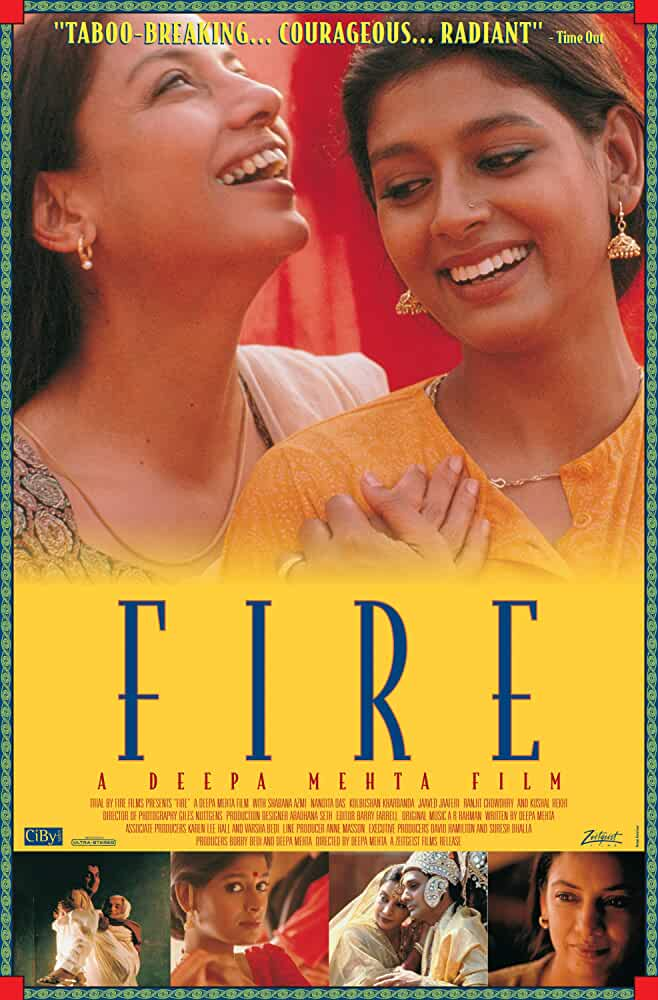Fire bollywood lesbian movies