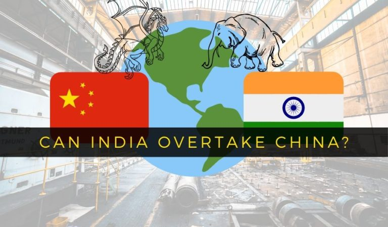 Covid-19 Pandemic: Can India Overtake China as the New Global Manufacturing Hub?