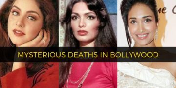Mysterious death in Bollywood