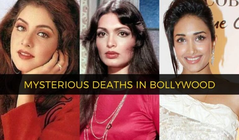 SSR Suicide: 8 Bollywood Celebrities Mysterious Death that Shocked the Whole Nation