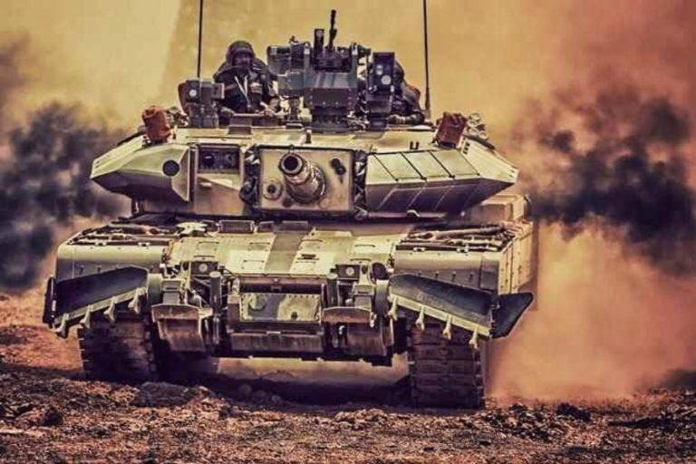 advanced weapons India
