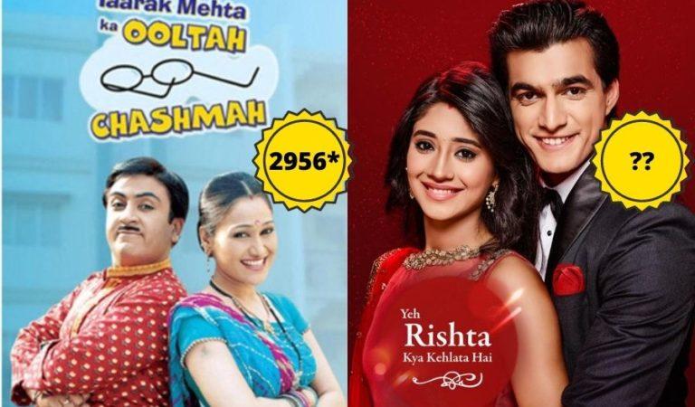 10 Popular Longest Running Hindi TV Serials in India