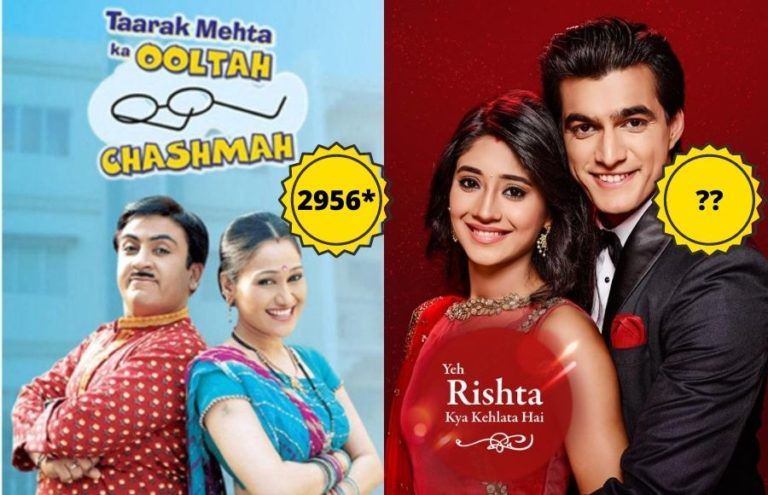 Longest Running Hindi TV Serials in India