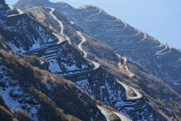 Old silk route Car Road Trips