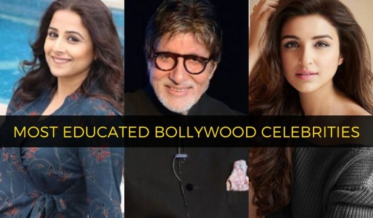 7 Most Highly Educated Bollywood Celebrities