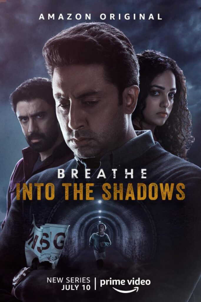 Breathe: Into the Shadows among Indian Crime Thriller Web Series