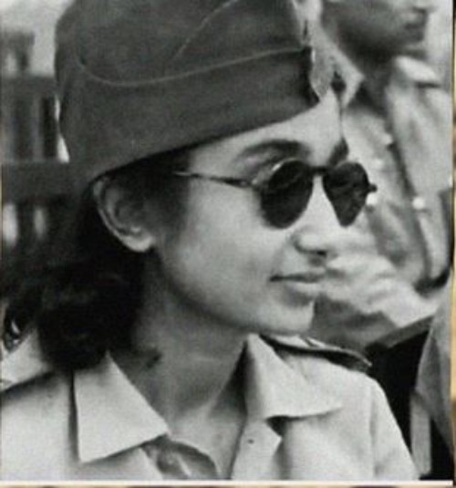 Captain Lakshmi Sahgal Female Freedom Fighters