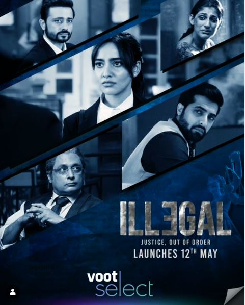 Illegal: Justice, Out of order among Indian Crime Thriller Web Series